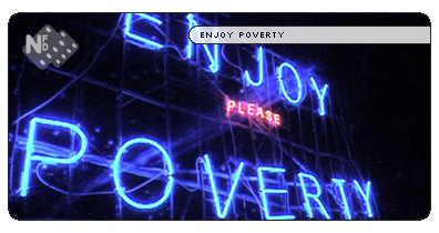 enjoypoverty2 DVD: Episode III   Enjoy Poverty
