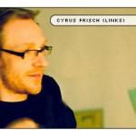 Interview Cyrus Frisch (deel 1)