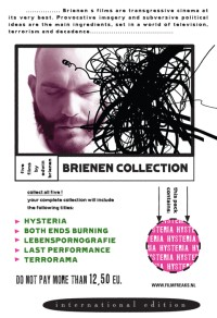 hysteriadvd Edwin Brienen DVD Collectie