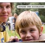 Interview Simone van Dusseldorp